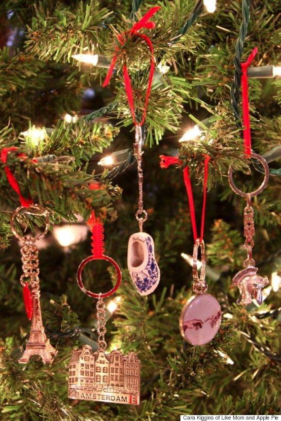 keychain ornaments