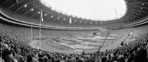 MONTREAL OLYMPIC STADIUM 1976