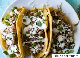 Restaurant Style Tacos Made Easy With A Slow Cooker