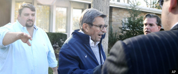 Joe Paterno House