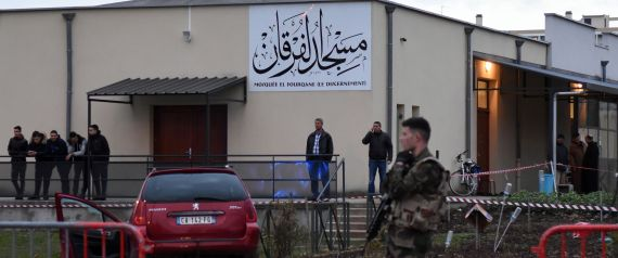MOSQUES IN FRANCE