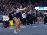 Everyone Is Freaking Out About This Gymnast's Near-Perfect Hip-Hop Routine