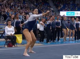 UCLA Gymnast Sophina DeJesus's Hip-Hop Routine Is Quite Simply Superb