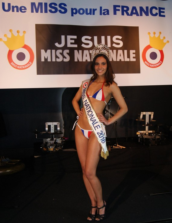 je suis miss nationale eugenie journee