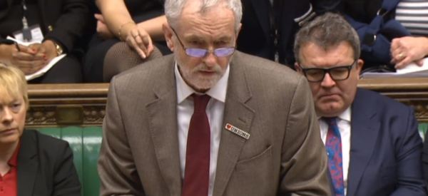 Everything That Happened At PMQs Today, Without All The Shouting