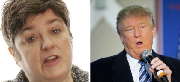 Julie Bindel Slams Calls To Ban Donald Trump And 'Pro-Rape' Advocate From UK