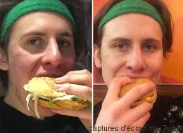 Ce Londonien s'est lancé un défi McDonald's vraiment stupide (VIDÉO)