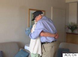 À 93 ans, il retrouve l'amour de sa vie!
