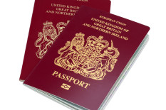File image of passports | Pic: Getty Images