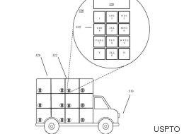 Le dernier brevet déposé par Google concerne un drôle de camion