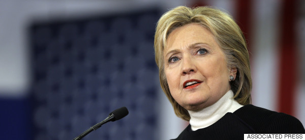Hillary Clinton: regarder loin devant