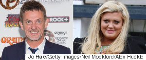 GEMMA COLLINS MATTHEW WRIGHT