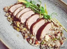 Une cuisine inspirée de Shanghaï à Montréal (VIDÉO)