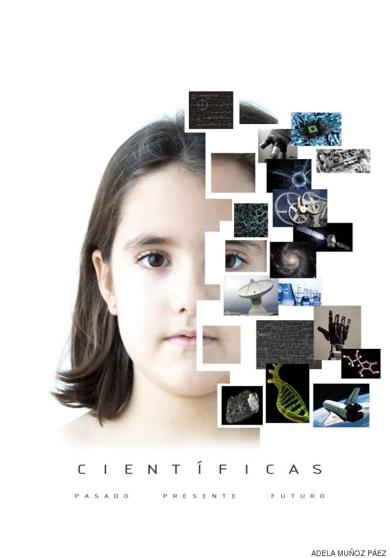 niña ciencia