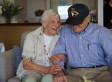 World War II Veteran Norwood Thomas Finally Meets His Wartime Love, Joyce Morris, 70 Years On