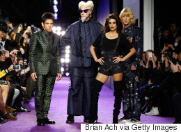 The 'Zoolander 2' Premiere Turned The Red Carpet Into A Runway