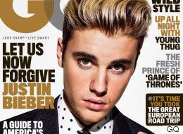 Justin Bieber Suits Up For The Cover Of GQ