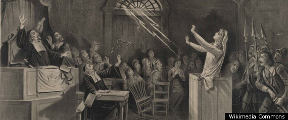 Salem Witch Trial Documentary