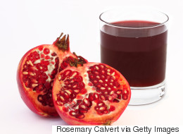 Is Pomegranate Juice Healthy?