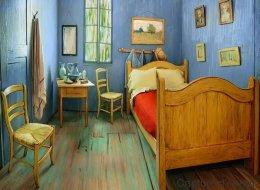 Vous pouvez dormir dans un tableau de Van Gogh