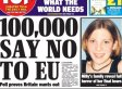 If We All Band Together We Might Be Able To Get The Express To Advocate Staying In The EU