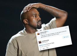 Quelqu'un avait trouvé le titre improbable du nouvel album de Kanye
