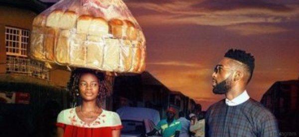 Fa capolino per caso nella foto del rapper: così questa donna nigeriana diventa una modella
