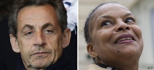 Sur une semaine, le livre de Taubira se vend mieux que celui de Sarkozy