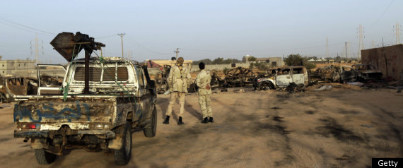NIGER MILITARY LIBYA BORDER