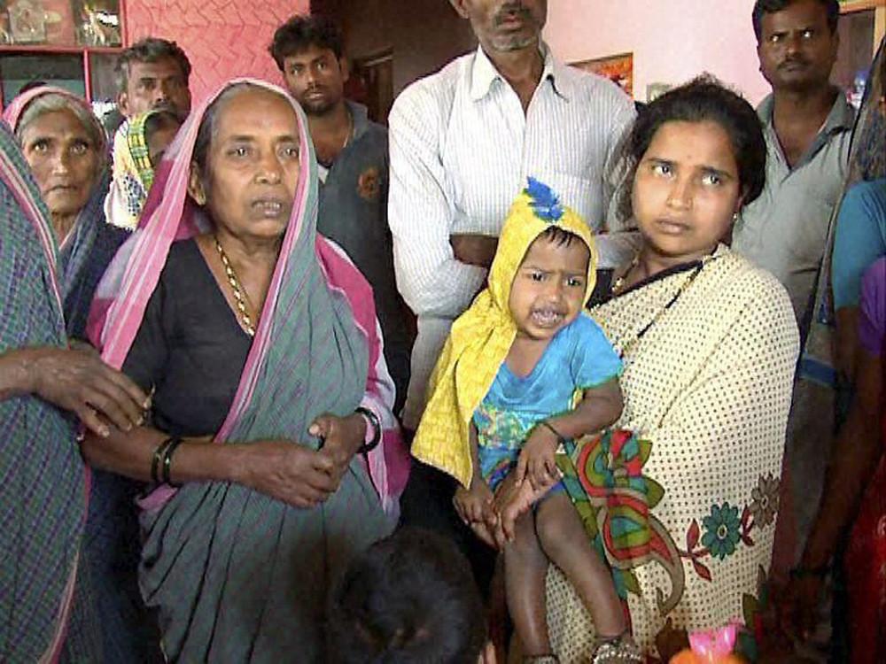 hanumanthappa family