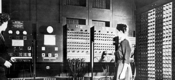 Computer: 70 Jahre ENIAC - dem Universalcomputer mit 17.468 Röhren