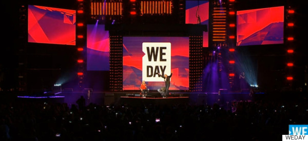 Win: 10 Tickets To Free The Children's WE Day