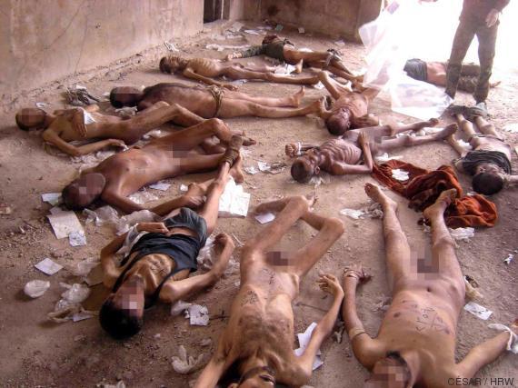 muertos siria