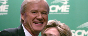 Chris Matthews Hillary Clinton