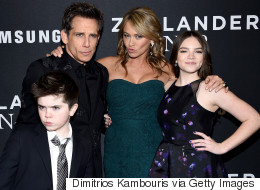 Ben Stiller's Son Proves He Can Out-Blue Steel His Dad