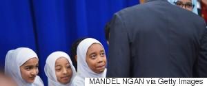 MUSLIMS AMERICA