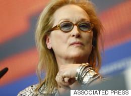 Meryl Streep soulève la controverse à la Berlinale (VIDÉO)