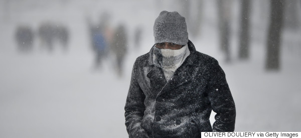 The 5 Personality Types Of Men In Winter