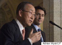 Canada Will Seek UN Security Council Seat: Trudeau