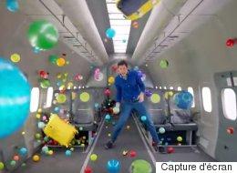OK Go frappe à nouveau avec un vidéoclip planant (VIDÉO)