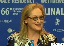 Meryl Streep On Diversity Of Film Festival Jury: 'We're All Africans, Really'