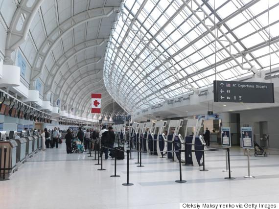 airport canada