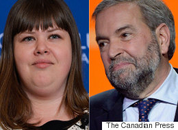 NDP President Thinks Mulcair Needs This Much Support To Stay
