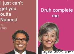 These Calgary Valentines Inject A Little Love Into Municipal Politics