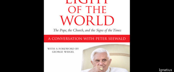 The Light Of The World Pope Benedict