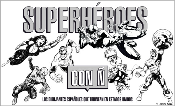 superhéroes