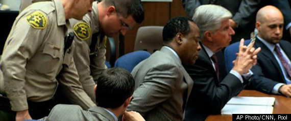 Conrad Murray Sentence