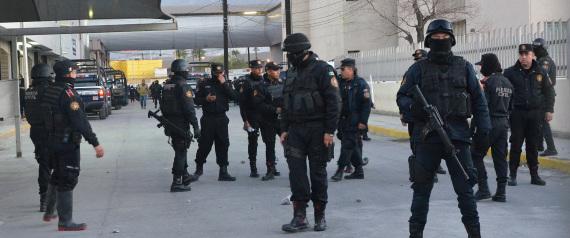 PRISON IN MEXICO