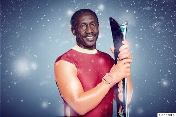 linford christie the jump