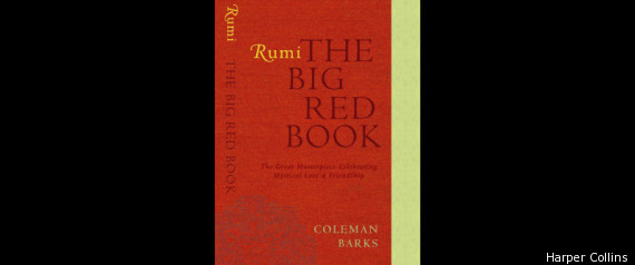 RUMI BIG RED BOOK COLEMAN BARKS